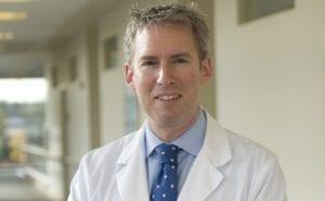headshot of Dr. Ross Camidge