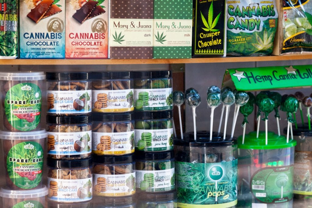 Five things you should know about marijuana edibles