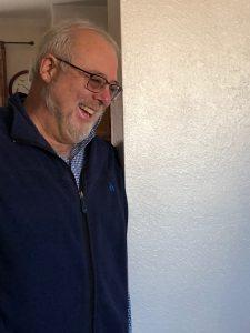 A photo of Bob Waddell.