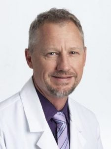 Head shot of Dr. Dirk Pikaart