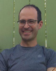 Headshot of Max Wohlauer