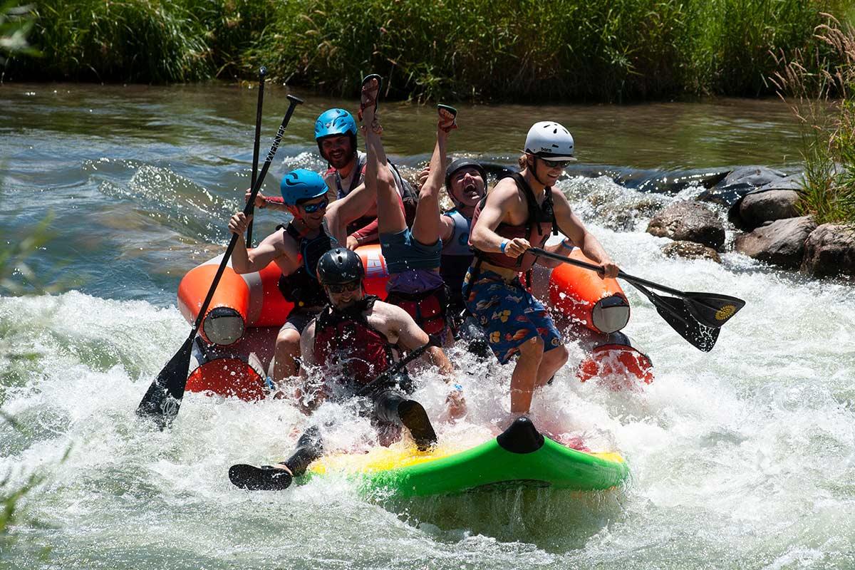 Great Colorado summer tubing floats - UCHealth Today