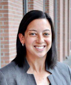 Headshot Dr. Rachel Frank
