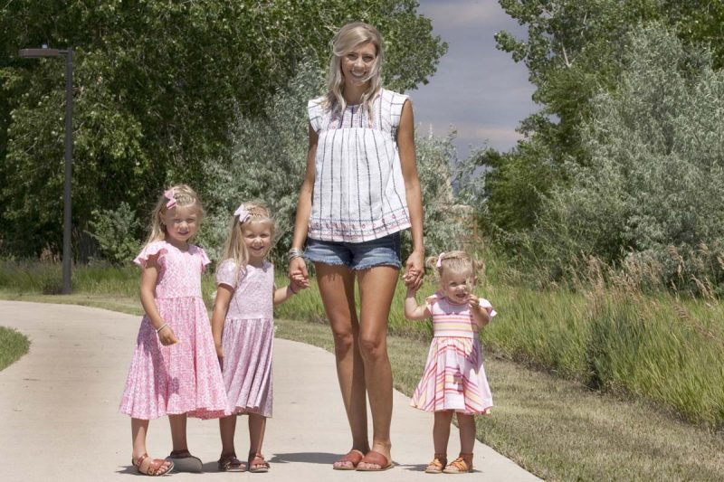 After the youngest two girls were born via VBAC, the mom had placenta accreta and now can have no more children.