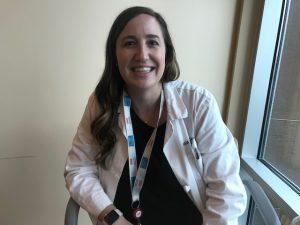Photo of Dr. Alicia Heelan Gladden