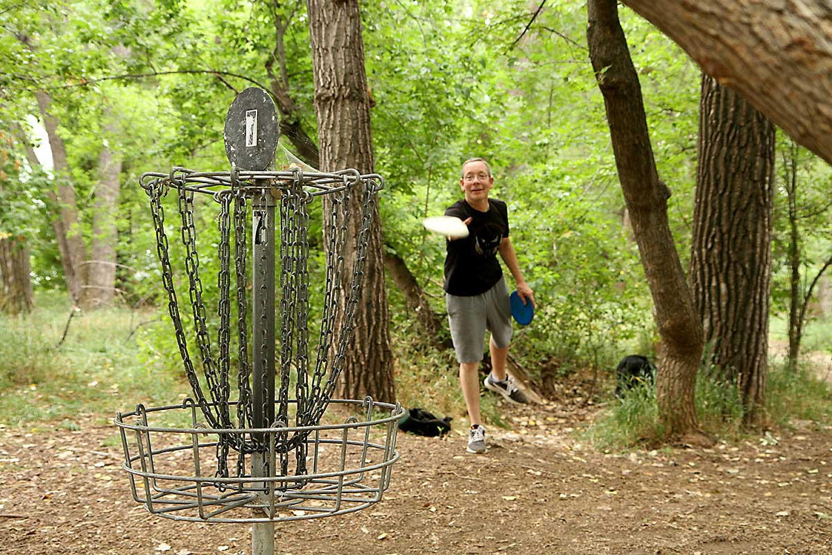 12 Great Disc Golf Courses In Colorado Uchealth Today