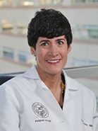 This is a photo of Dr. Lisa Forman.