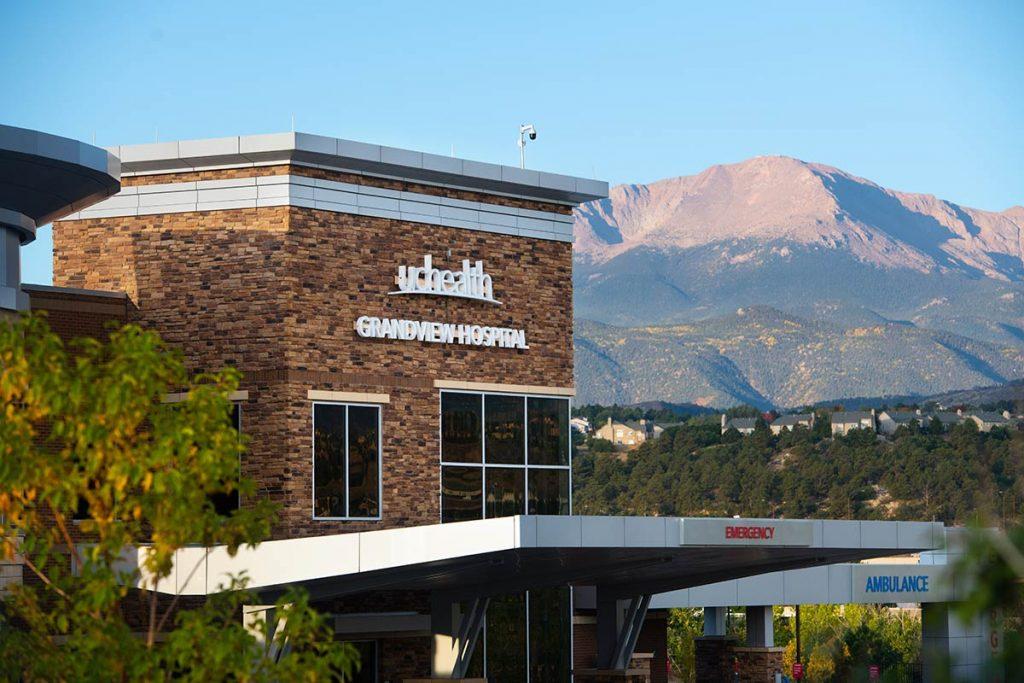 A photo of UCHealth Grandview Hospital