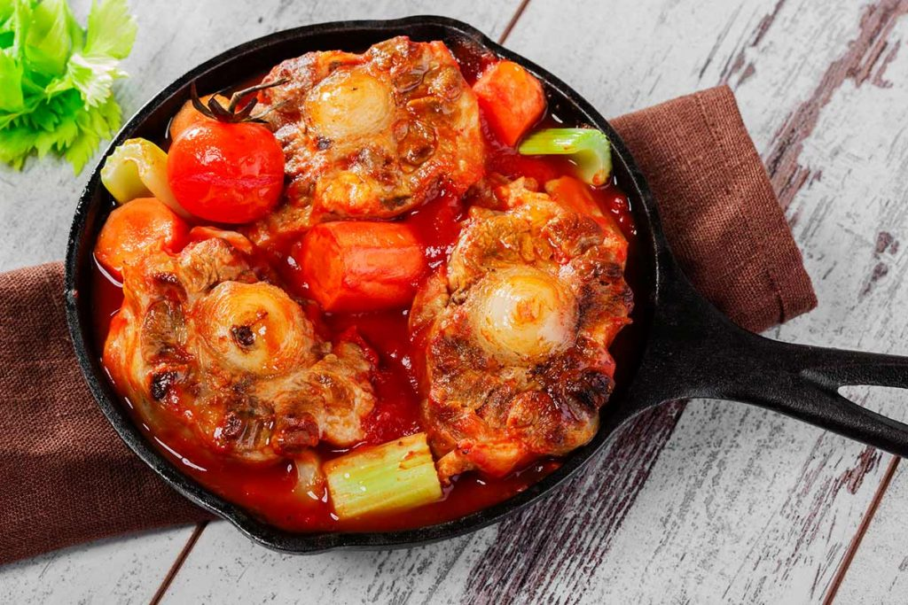 Cooking without wine or beer is easy with some simple tricks. Try making delicious braised oxtail with tart cherry juice instead of red wine. Photo: Getty Images.