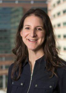 profile shot of Dr. Natasha Altman who leading the CarioMems trial.