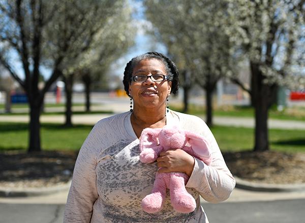 African American COVID-19 survivor Ravi Turman
