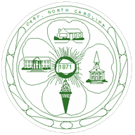 Town of Cary, NC logo