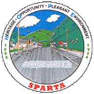 Town of Sparta, NC logo