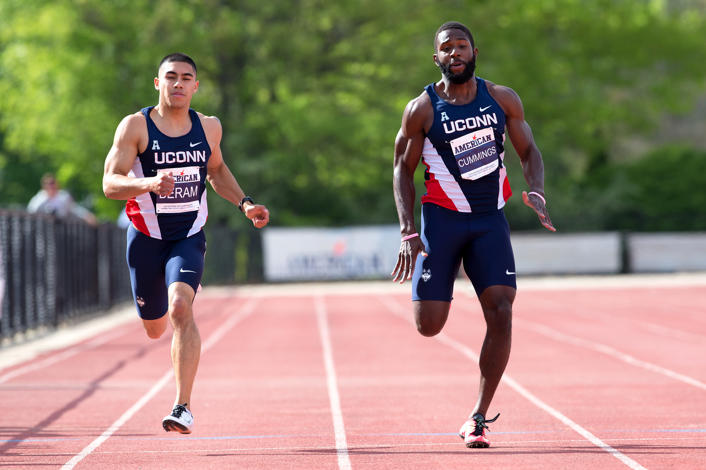 Four Men's Track and Field Standouts Headed to USATF Junior