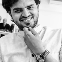Aditya Shukla, Graphic Designer | WiseIntro Portfolio