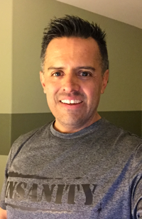 Adrian Flores, Health and Fitness Coach | WiseIntro Portfolio