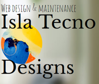 Efrain, Webmaster at Isla Tecno Designs | WiseIntro Portfolio