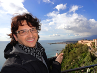 Aldo Valerio, Product Manager at Secret Italia Tours | WiseIntro Portfolio