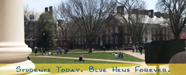 #UDSpring photo of The Green by @BlueHenGraceH on Twitter