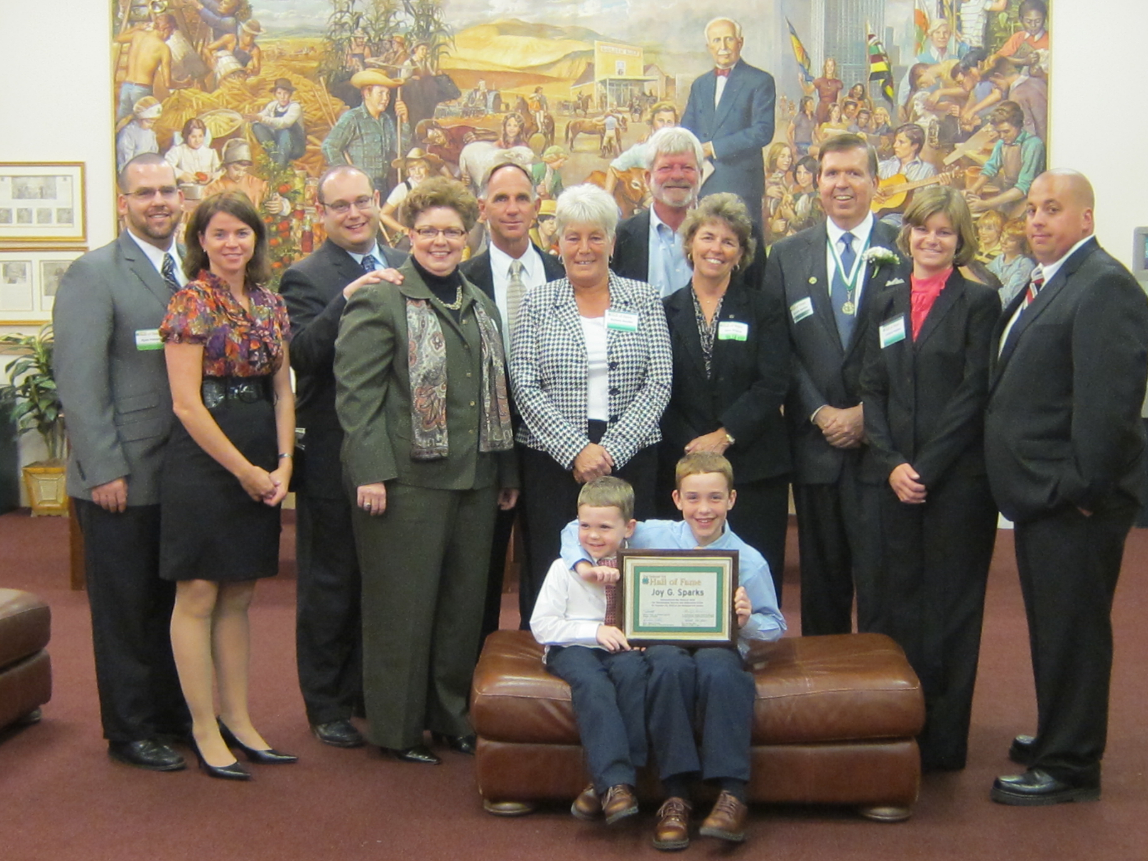 Awards - Cooperative Extension