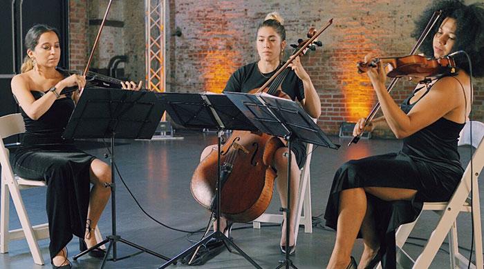 La Femme String Ensemble