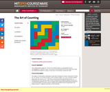 The Art of Counting, Spring 2003