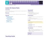 CS Fundamentals 4.18: Dance Party