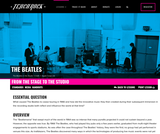 The Beatles, Lesson 6: From the Stage to the Studio