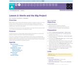 Code.org Course A (Teacher): Lesson 2
