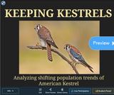 Keeping Kestrels