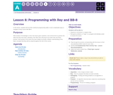 CS Fundamentals 1.6: Programming with Rey and BB-8