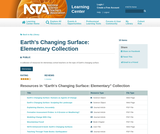 Earth's Changing Surface: Elementary Collection