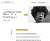African American History in the United States