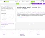 Arre Borriquito - Spanish Multimedia Song