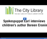 Earl E. Literacy: Author Doreen Cronin
