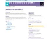 Code.org Course A (Teacher): Lesson 13