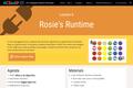 SFUSD's Creative Computing Science K-2 Curriculum Orange - Unit 1: Lesson 6