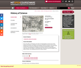 History of Science, Fall 2015