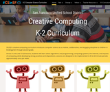 K-2 Computer Science Curriculum
