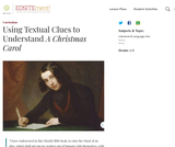 "Using Textual Clues to Understand ""A Christmas Carol"