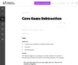 1.OA Cave Game Subtraction