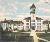 Utah Postcard Collection. Utah Agricultural College.