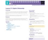 CS Fundamentals 4.17: Digital Citizenship