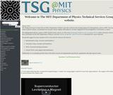 TSG@MIT Physics