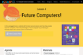 FUSD's Unplugged Computer Science K-2 Curriculum Yellow - Unit 1: Lesson 4
