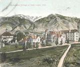 Utah Postcard Collection. Agricultural College of Utah.