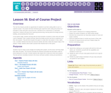 CS Fundamentals 5.18: End of Course Project