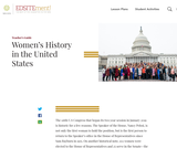 Women's History in the United States