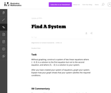 A-REI Find A System