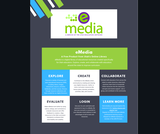eMedia One Pager